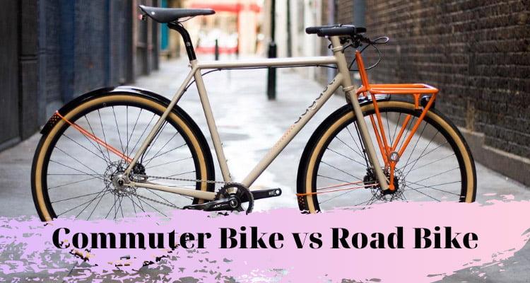 Commuter Bike vs Road Bike