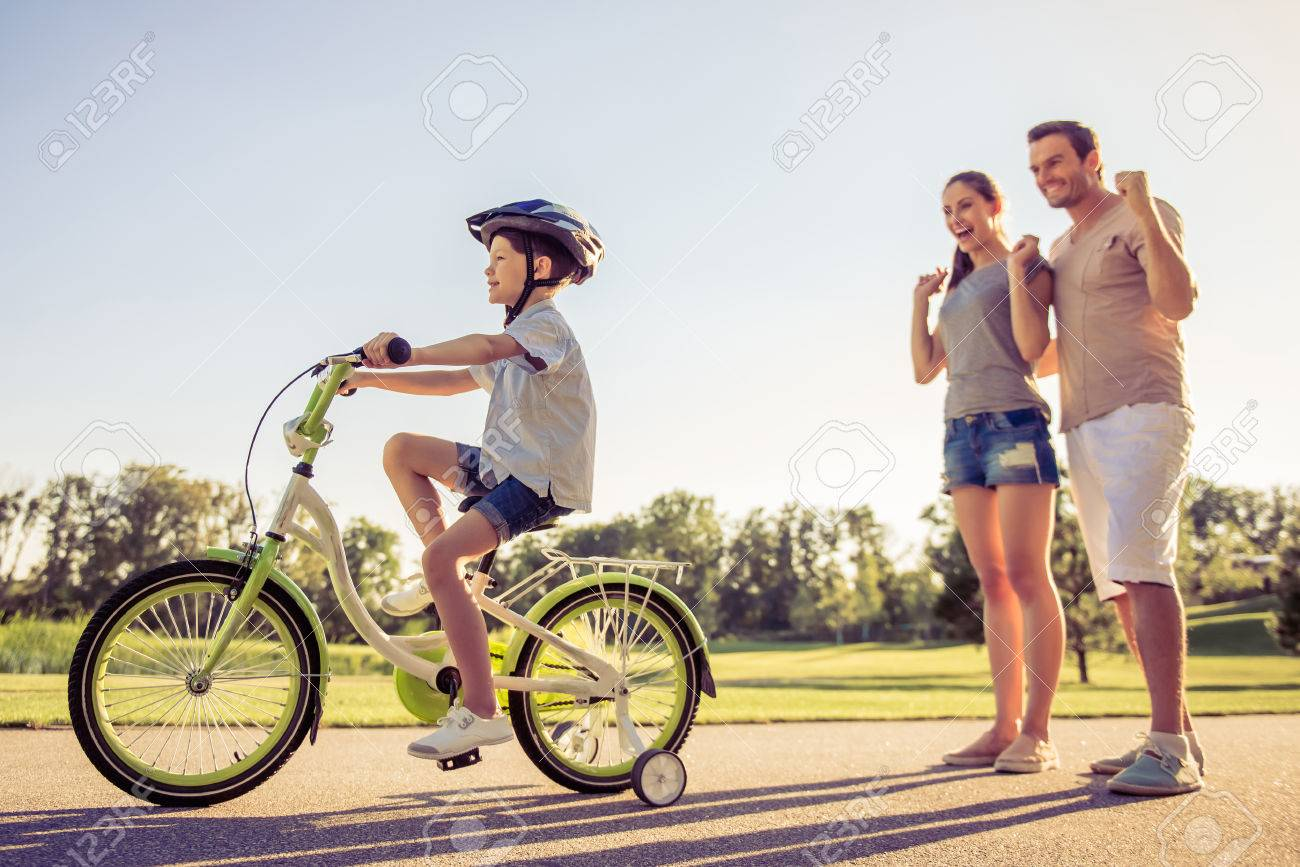 Learn How to Ride a Bike Fast